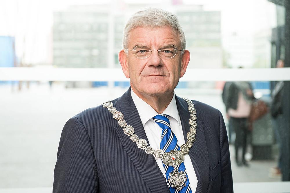 Lezing Burgemeester van Utrecht