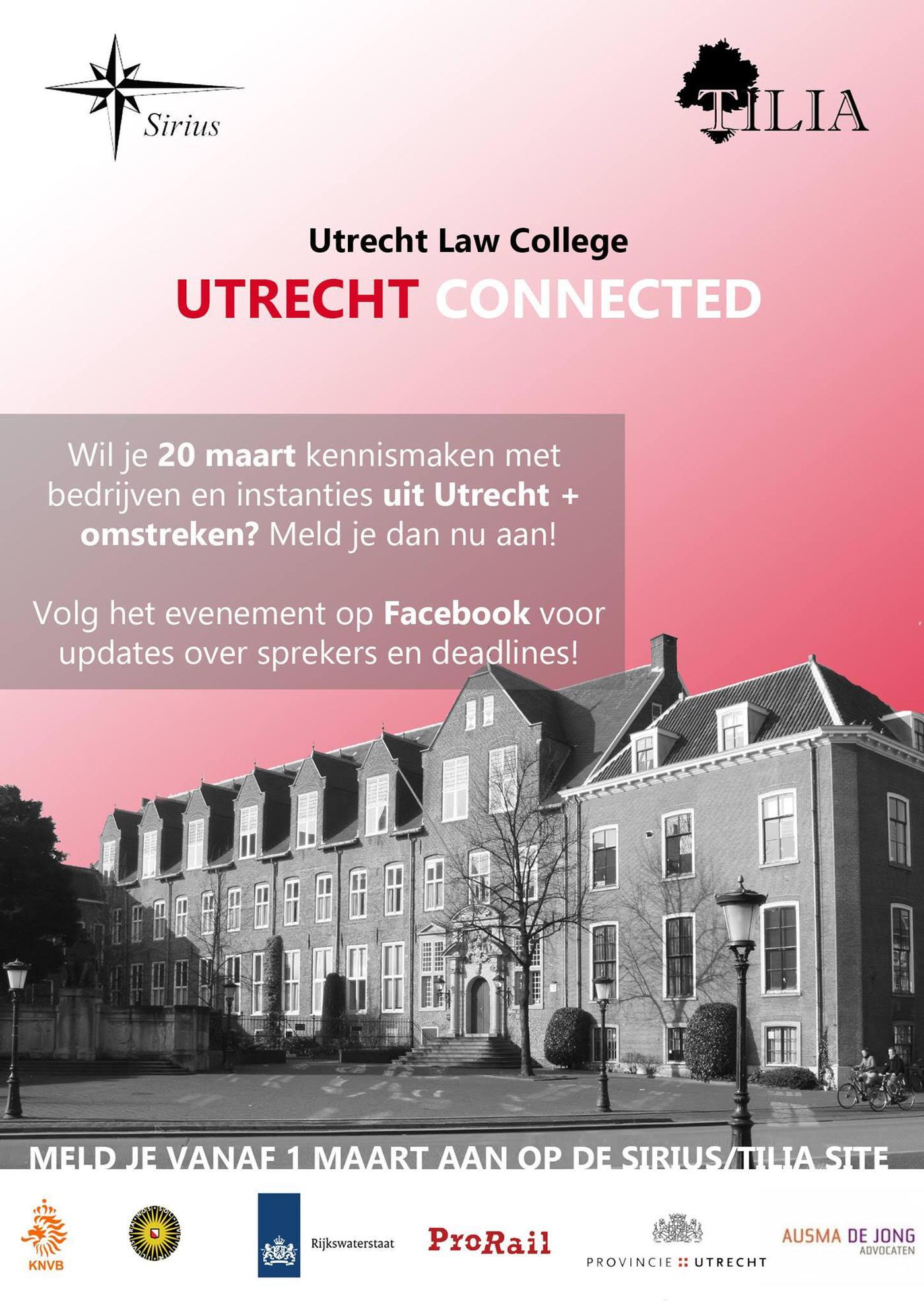 Utrecht Connected
