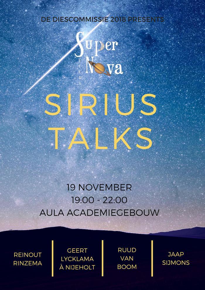 Sirius Talks