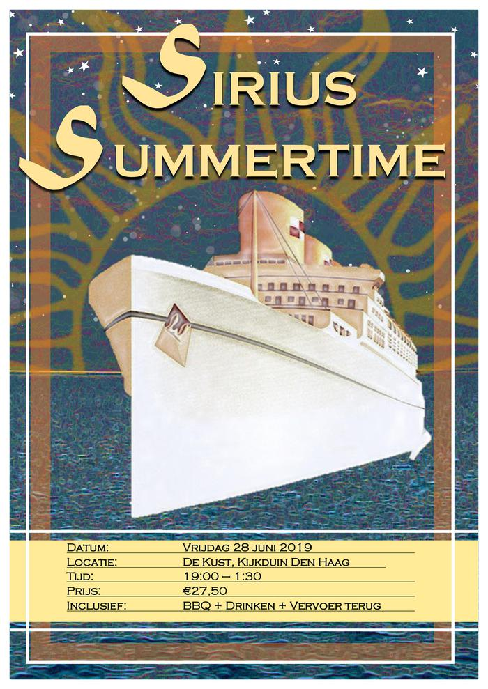 Sirius Summertime