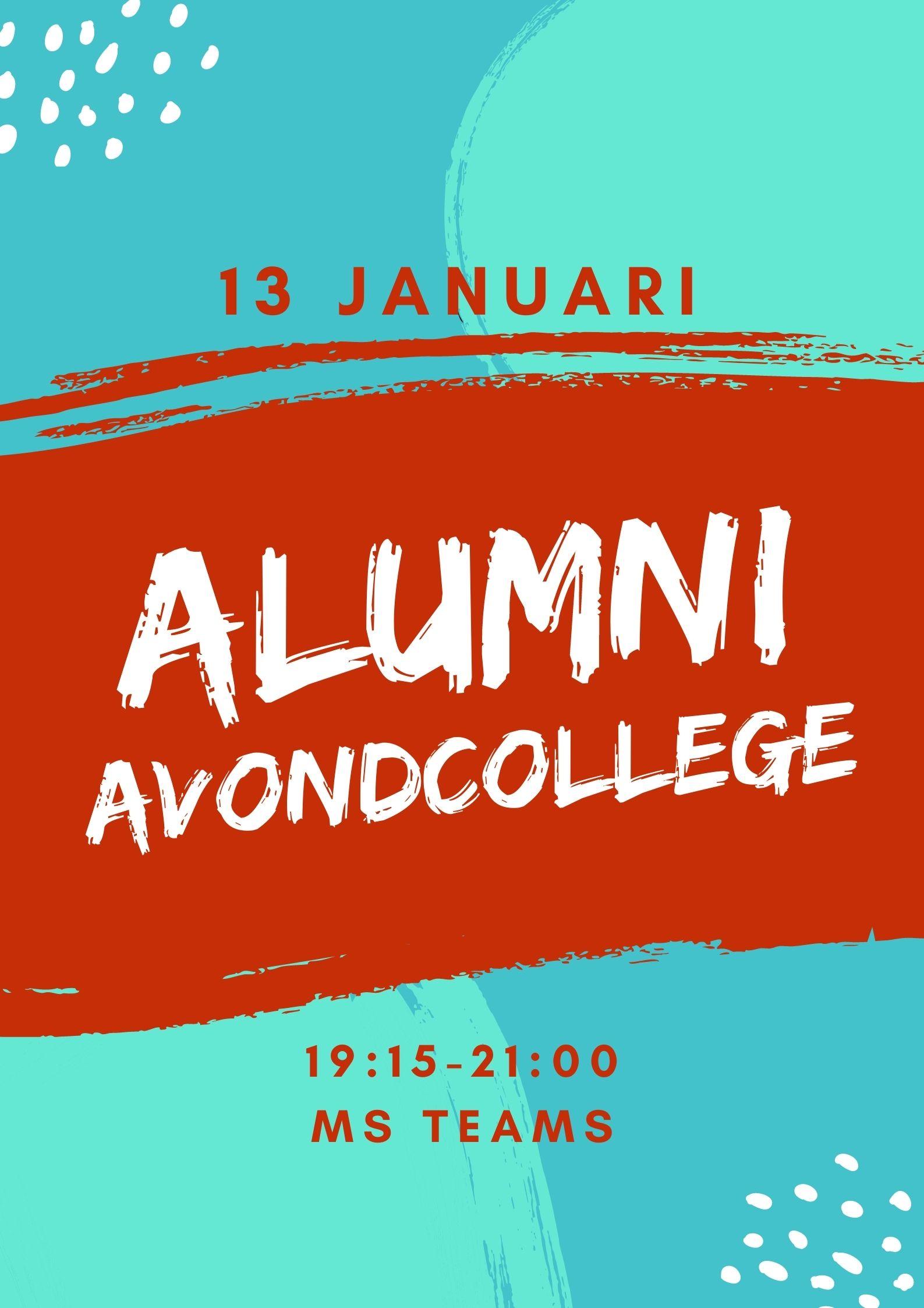 Alumni-Avondcollege