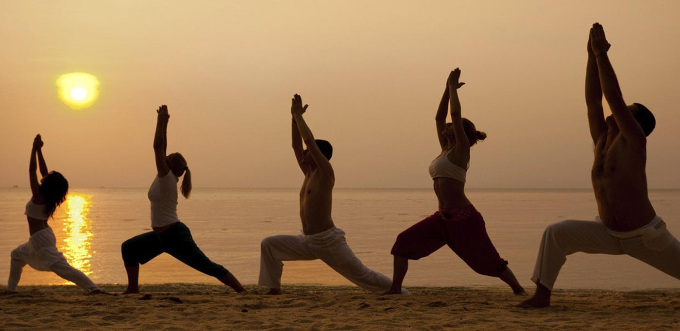 Yoga met de ACCIE